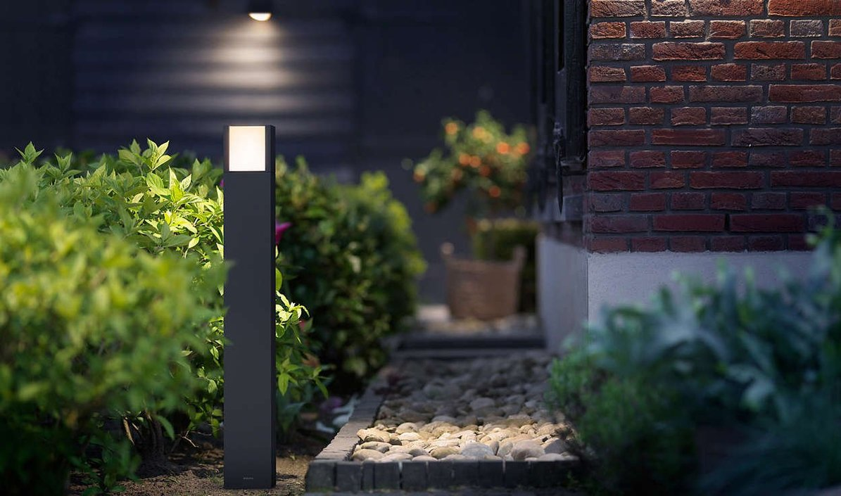 Philips myGarden Arbour sokkellamp