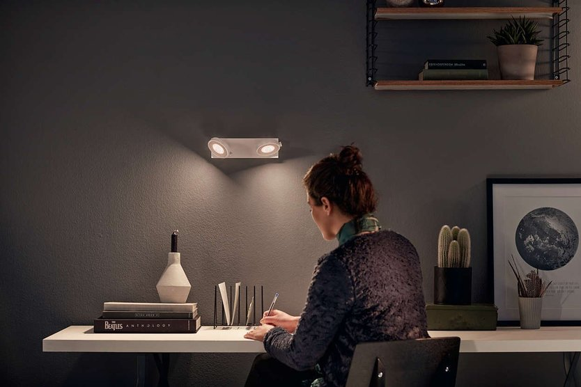 Philips myLiving Clockwork 2 spotlamp