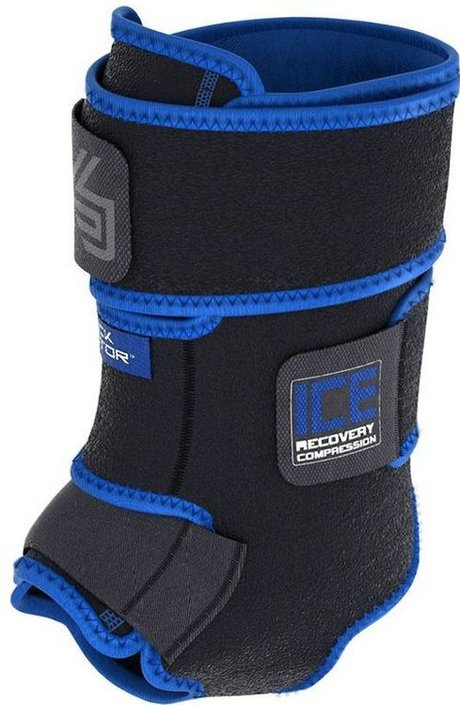Shock Doctor 752 Ice Recovery Compression enkelbrace