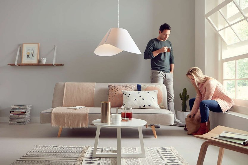 Philips myLiving Ecru hanglamp