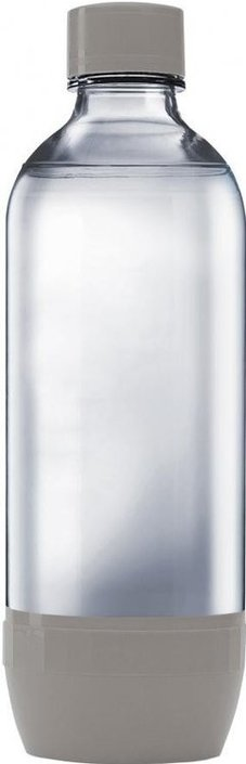 Sodastream Duo liter bottle with gray cap