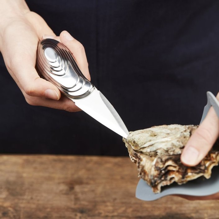 Point-Virgule professional oyster knife