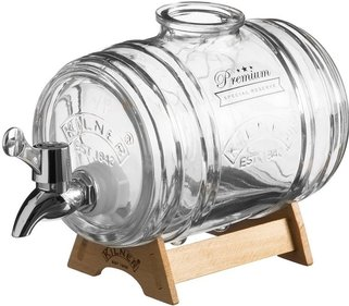 Kilner Barrel drikkevare dispenser 1L