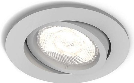 Philips myLiving Casement Round inbouwspot