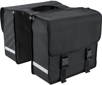 Fast Rider Basic double bicycle bag