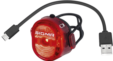 Sigma Nugget II Flash taillight