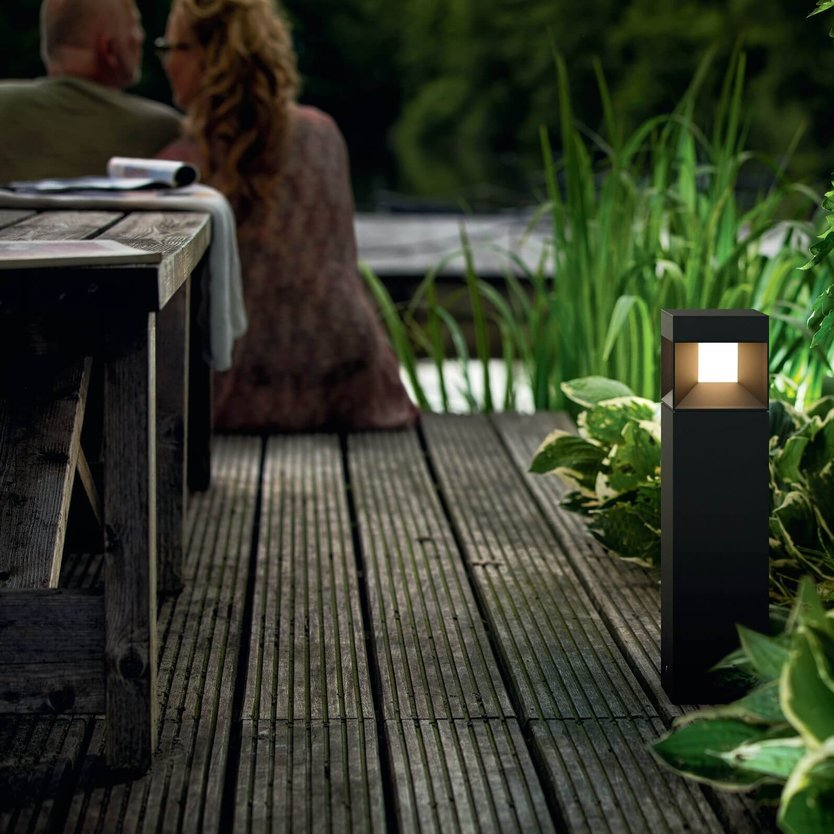 Philips myGarden Parterre sokkellamp