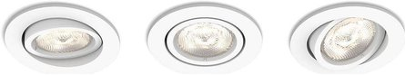 Philips myLiving Casement Round 3 inbouwspot
