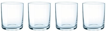 Stelton Simply waterglas - set van 4