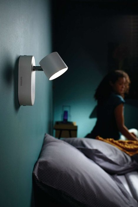 Philips myLiving Star LED-wandspot