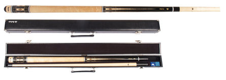 Buffalo Century billiard set of cue & suitcase 2