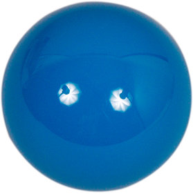 Aramith snookerbal 52.4mm blauw