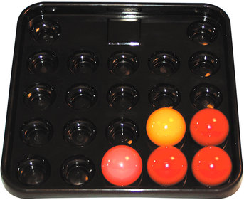 Ball tray snooker 52.4mm