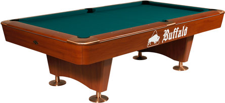 Buffalo Dominator pooltafel 9ft bruin