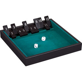 Philos Shut the Box 12 zwart