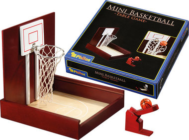 Philos mini basketbal tafelspel (245x245x255mm)