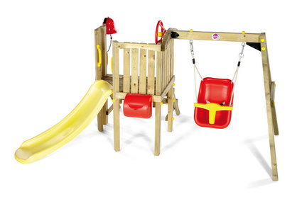 Plum play set Toddlers Tower wood