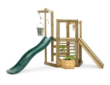 Plum Discovery Woodland Treehouse speeltoestel hout