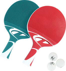 Cornilleau Tacteo Duo raquettes de tennis de table (ensemble)