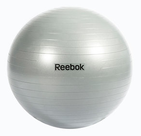 Gym bal Reebok Men's Training 75cm grijs