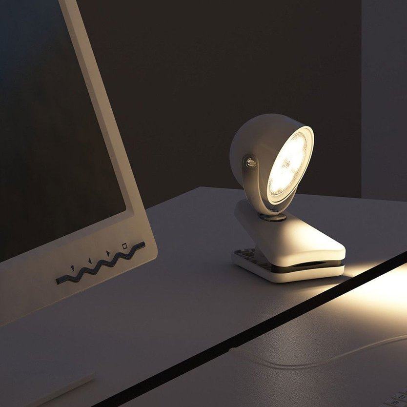Philips myLiving Dyna clip spotlamp