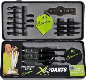 XQ Max Michael Gerwen World Champion Brass dartset