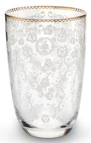 Pip Studio Floral long drink glas