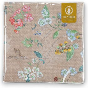 Pip Studio Hummingbirds Servietten - Set aus 20