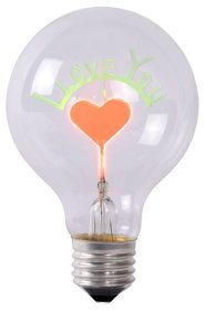 Lucide Love You E27 led-lamp