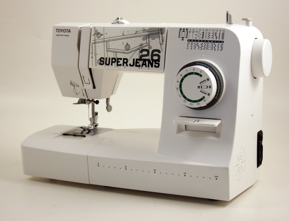 Toyota SUPERJ26W naaimachine