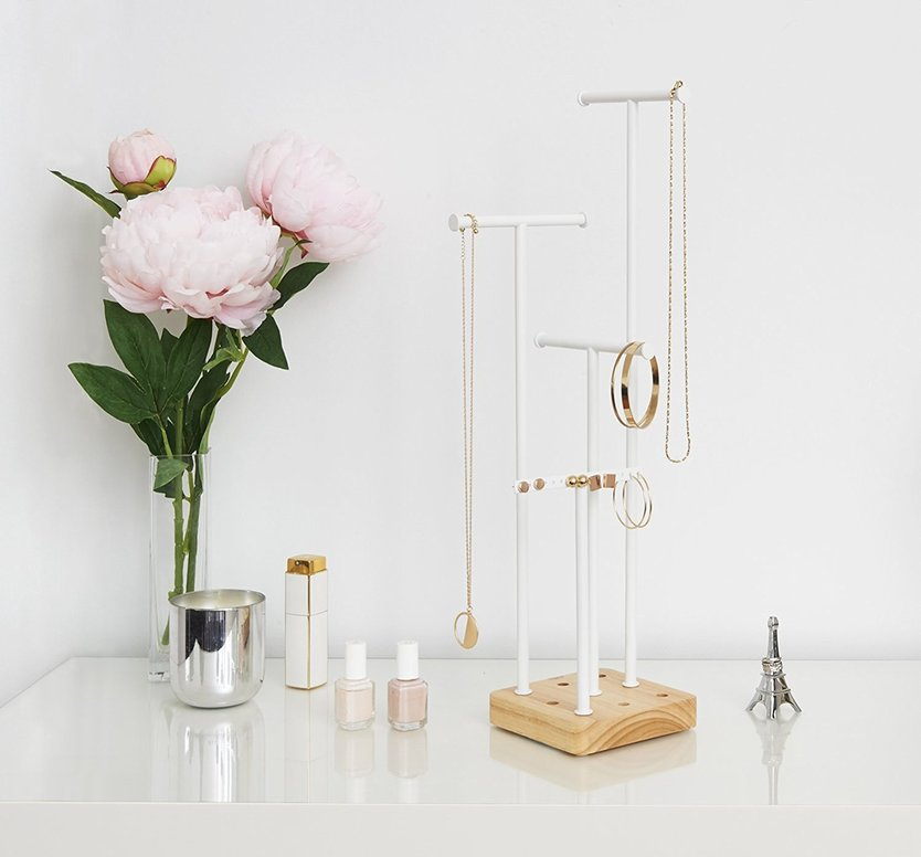 Umbra Acro jewelry rack