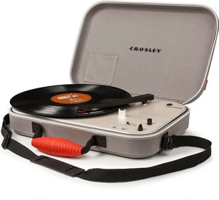 Crosley Messenger record player