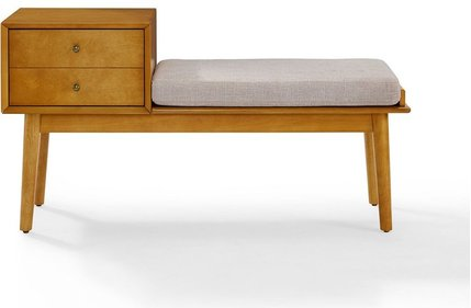 Crosley Landon Acorn table