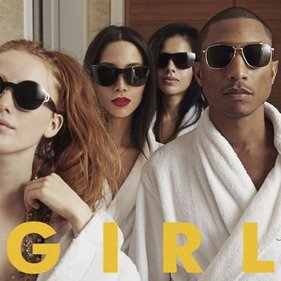 Pharrel Williams - Girl lp