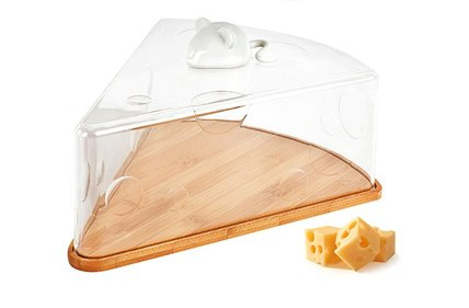 Balvi cheese food storage box