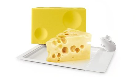 Balvi cheese storage box