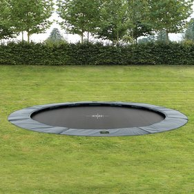 EXIT Supreme Ground Level trampoline