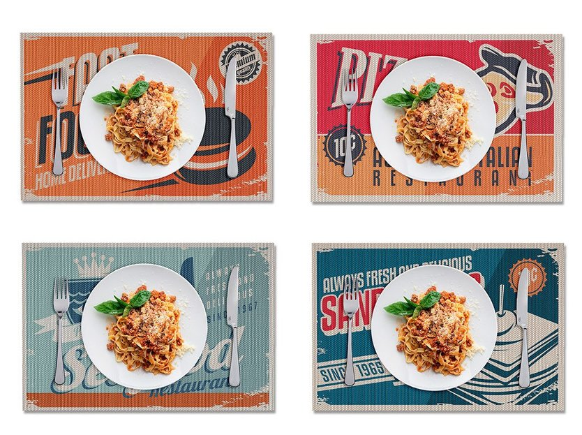 Balvi placemat - set of 4