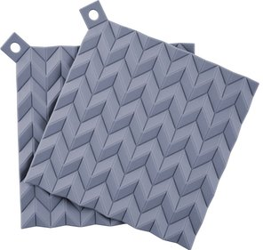 RIG-TIG Hold-on pot holder - set of 2