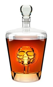Balvi Poison whiskey carafe