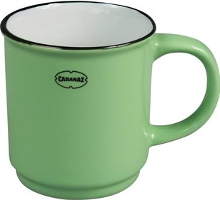 Cabanaz Retro stackable cup 180ml
