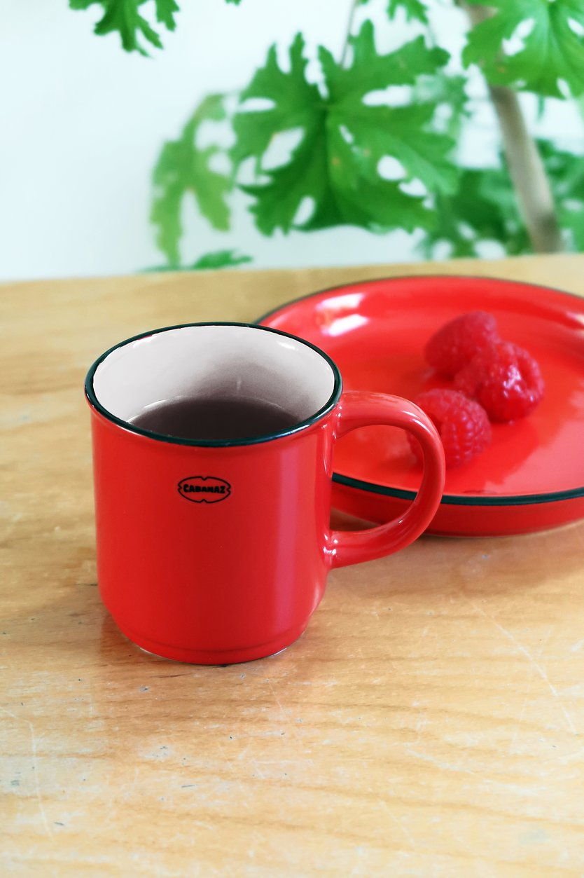 Taza apilable Cabanaz retro 180ml