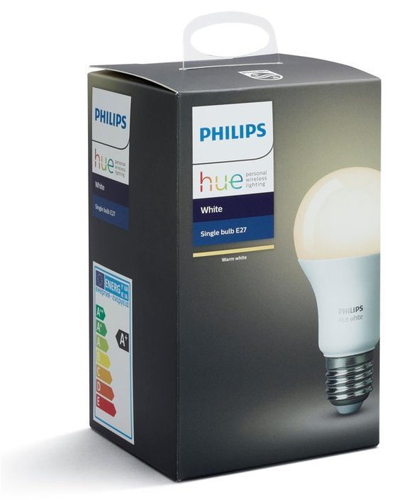 Philips Hue White 9W E27 losse lamp