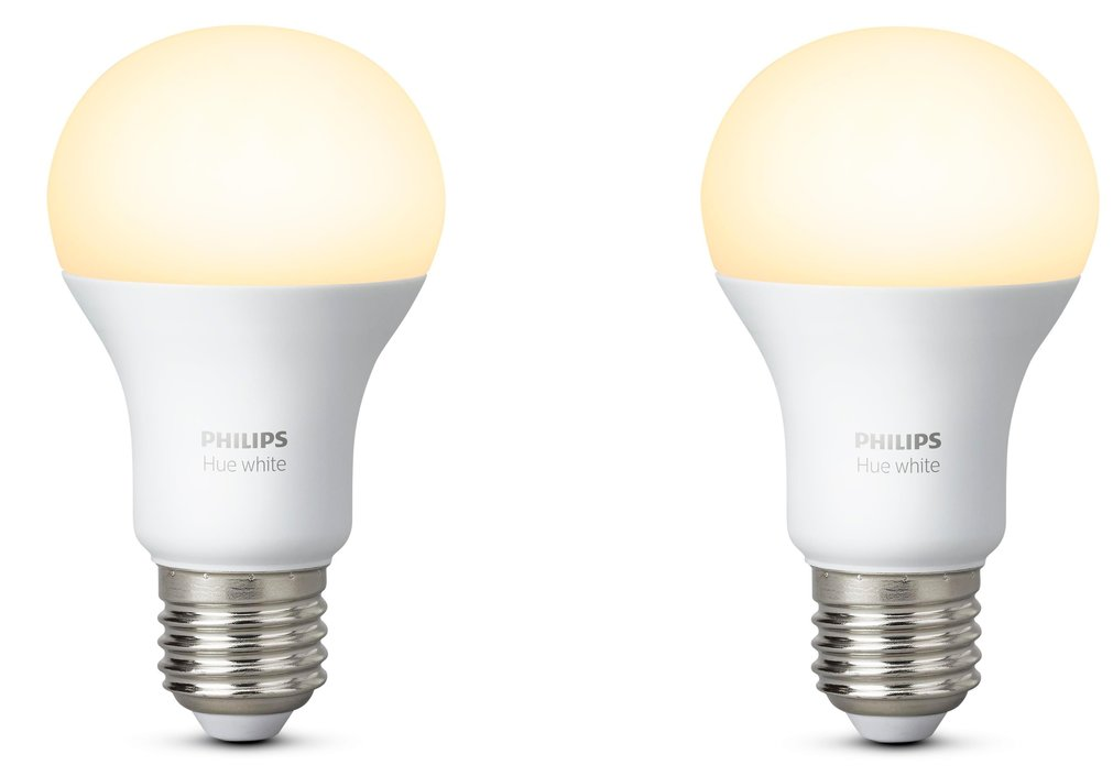 philips hue white 9w e27 duopack kopen frank. Black Bedroom Furniture Sets. Home Design Ideas