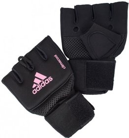 Adidas Quick Wrap Mexican Women inside gloves