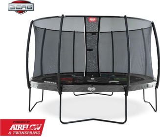 Berg Elite Tattoo trampoline