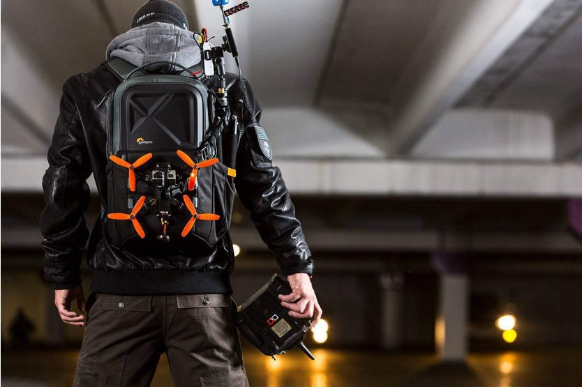 Lowepro QuadGuard BP X1 backpack