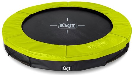 EXIT Silhouette Ground trampoline