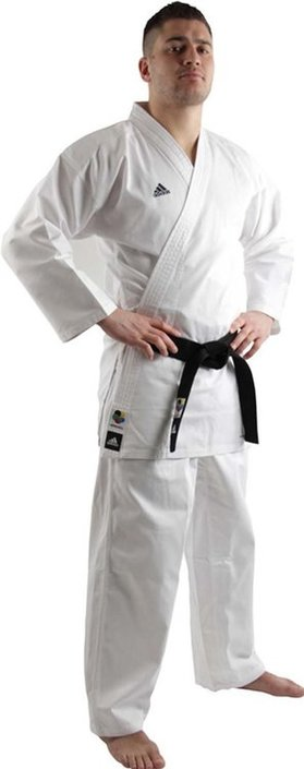 Adidas K220C Club karate suit