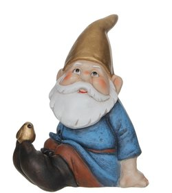 House of Seasons Garden Gnome Bird